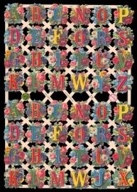 ME 7286 Poezie plaatjes alfabet