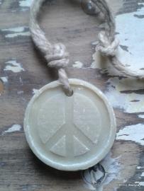 Zeephanger schijf peace