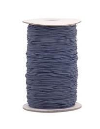 Elastisch koord - stone blue| 1mm | 5m