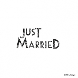 Stempel / Just Married / EI 3768