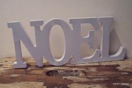 Letters NOEL