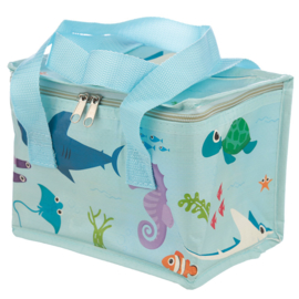 lunchbag / oceaan dieren - sealife