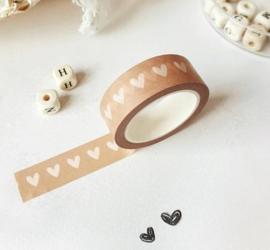 Masking tape | roest hart