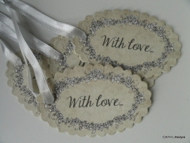 "CE Label ""With Love"""