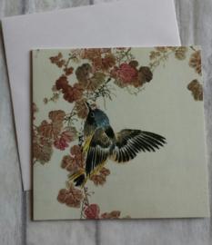 Kaart bird - nr1