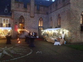 Kasteel fair Medemblik winter 2014