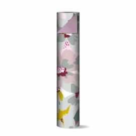 Inpakpapier | Big Blossem | 25cmx1m