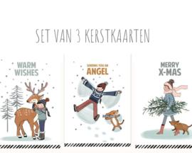Zakje | Making Angels | 17 x 25 cm | 5 stk
