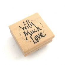 "Stempel / ""With much love"" / EI 3654"