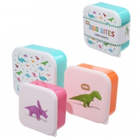 Lunchboxen set Dinosaurus
