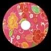 D-light waxinelichtjes bloemen roze 6 pack
