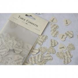 Confetti hartjes | EI 1156