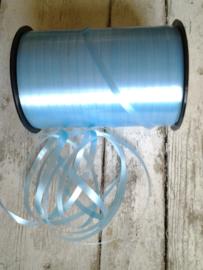 Krullint lichtblauw | 5mm | 10m