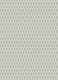 Vloeipapier - tissuepapier - little oak leaves | sagegreen | 50x70cm | 5stk