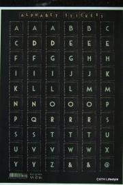 EI 1746 Stickervel kleine letters