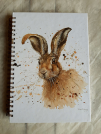 Notebook A5 | Hugh Hare |blanco