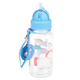 Drink- waterfles   unicorn