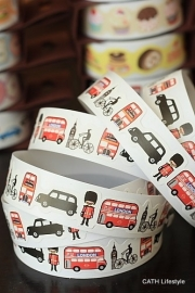 Sticker tape / London
