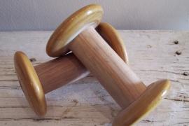 Houten spoel /klos