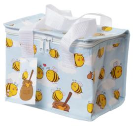 Lunchbag - koeltas / Bijen