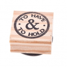 Stempel / To Have & To Hold /EI 3662