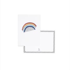 Kaart | regenboog - incl envelop