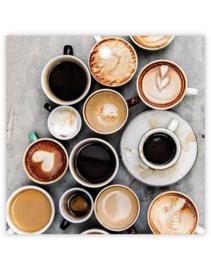 Cadeau kaartje | coffee
