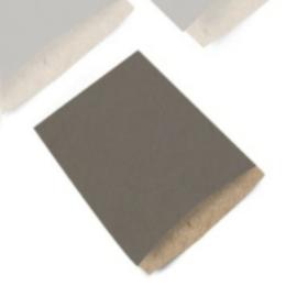 Kraft zakjes eco grijs | 7x13cm | 5stuks