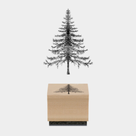 Stempel / Kerstboom - Christmas tree / EI 3679