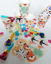 Sticker - snuit Pinguin | 50mm | 10stk