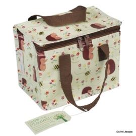 Lunchbag -  koeltasje / egeltje
