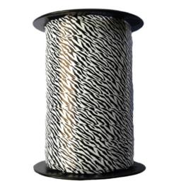 Krullint  - Zebra  - 10mm - 5m