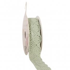 Tape / groen kant