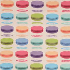 Kadopapier / macaron