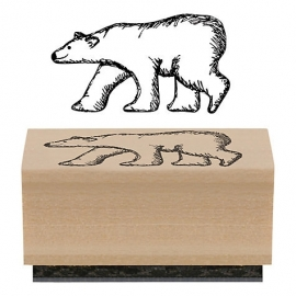 """Stempel / ijsbeer -  """"Polar Bear"""" / EI 3678"""