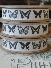 Lint - vlinder | WE3 |  3 meter spoel