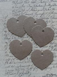 Label hart schulprand kraft / 20 stks