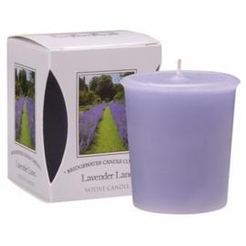 Geurkaarsje -  Votive Candle | Lavender Lane