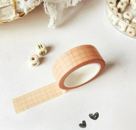 Masking tape | raster grid | zalm