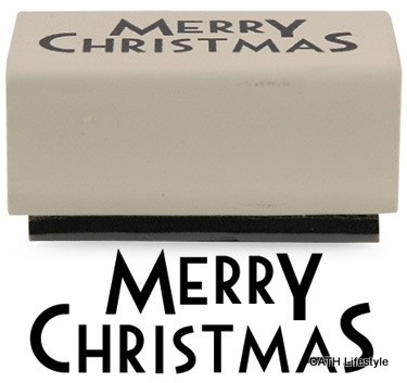 Stempel  / Merry Christmas / EI 3777