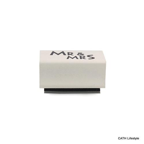 Stempel / Mr & Mrs / EI 3767