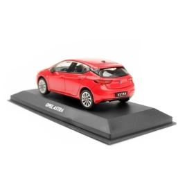 Miniatuur Opel Astra-K 5-Deurs Power Red