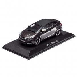 Miniatuur Opel Cascada Asteroid Grey