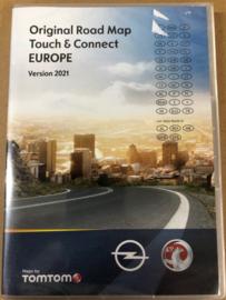 Navigatie SD Kaart Touch N' Connect Europa 2021 versie NIEUW !