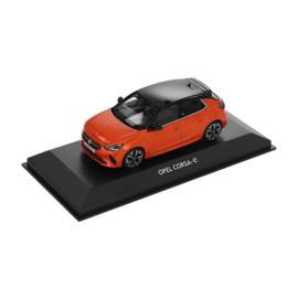 Miniatuur Opel Corsa e  *NIEUW*