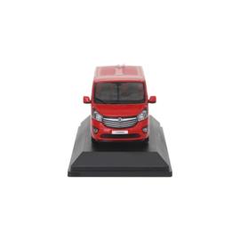 Miniatuur Opel Vivaro-B Sport L2 Magma Red