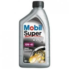 Motorolie Mobil Super 2000-X1 10W40