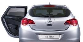 Set Zonneschermen Opel Astra-J