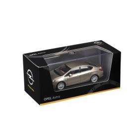 Miniatuur Opel Astra Sedan Noblesse Bronze