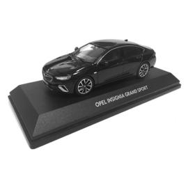 Miniatuur Opel Insignia-B Grand Sport Tiefsee Blau